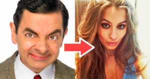 Mr.bean lánya