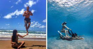 Ötletes nyaralási fotók