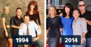 Színészek régen és most