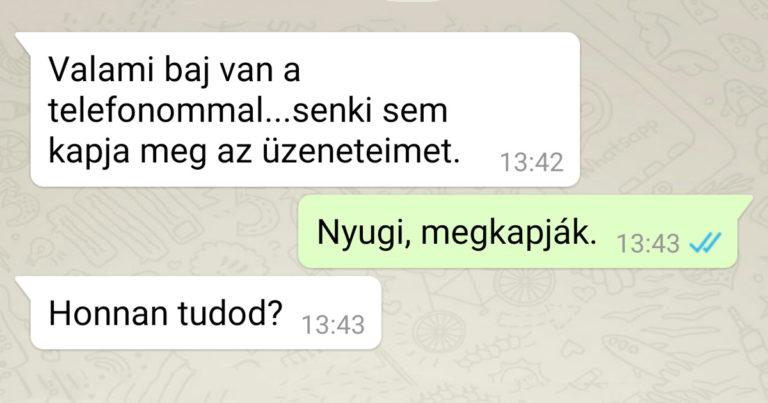 Szülői SMSek