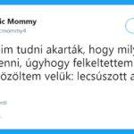 Szülőnek lenni Twitter