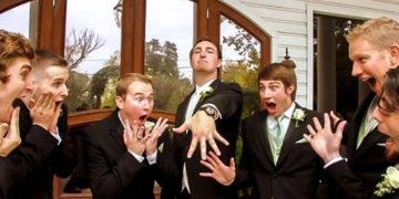Vicces esküvői képek