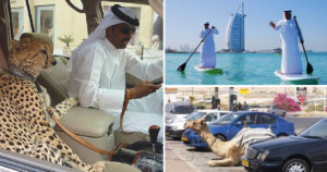 Dubaji dolgok
