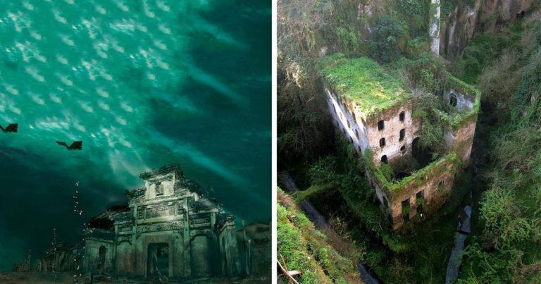 Elhagyatott épületek