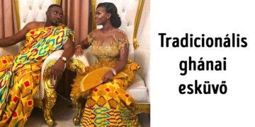 Ghánai esküvő