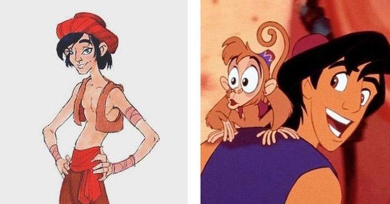 Kedvenc animációs karaktereink