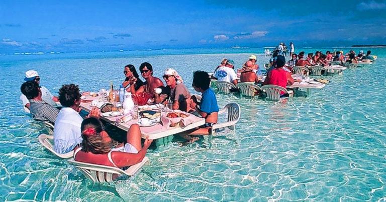 Lenyűgöző éttermek a nagyvilágban