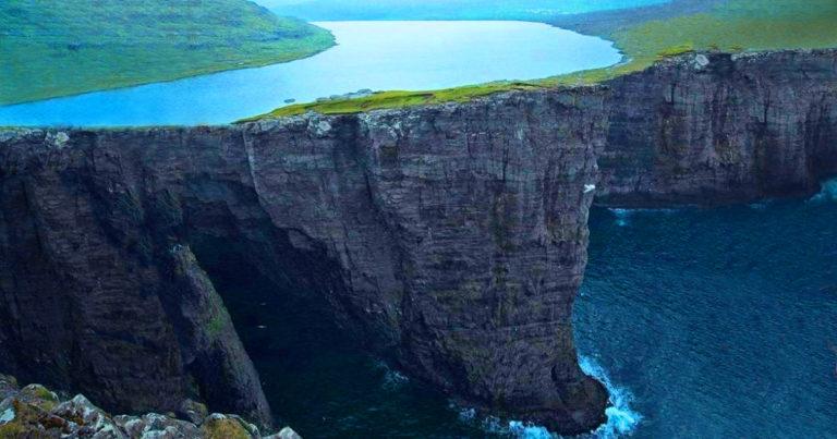 Lenyűgöző természetfeletti helyek a Földön