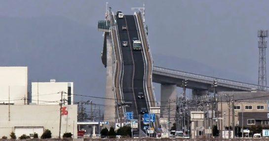 Őrült japán híd