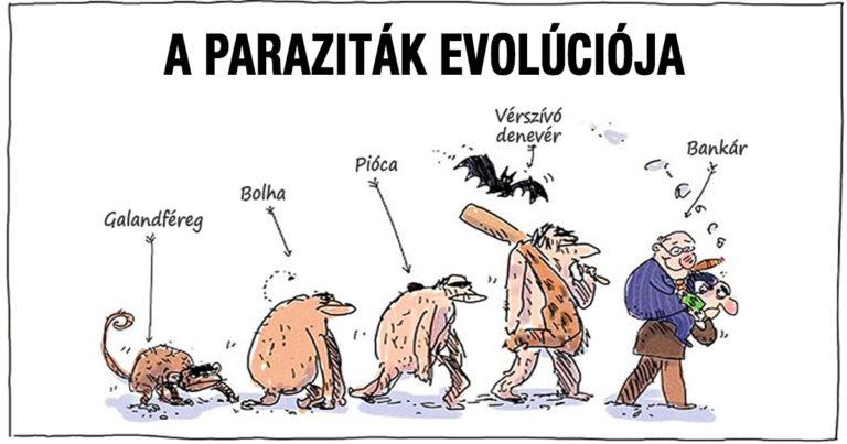 Paraziták evolúciója