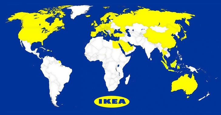 Ikea svéd birodalom
