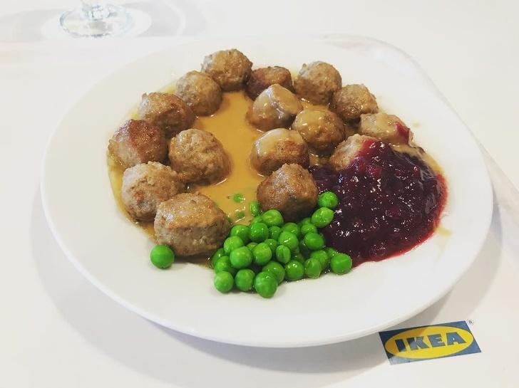 Ikea húsgolyók