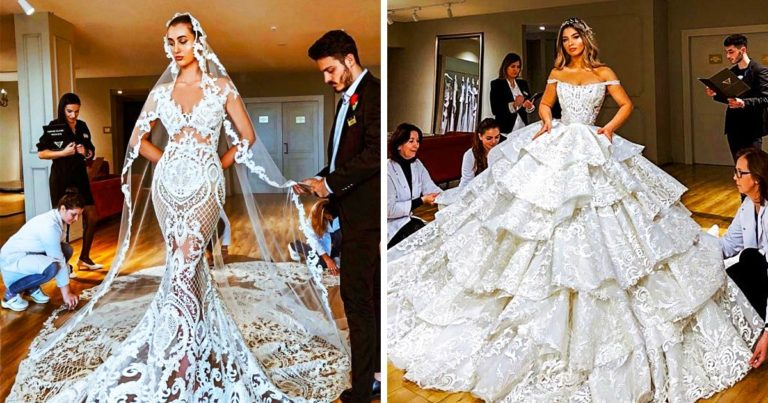 Csodálatos Esküvői Ruhák