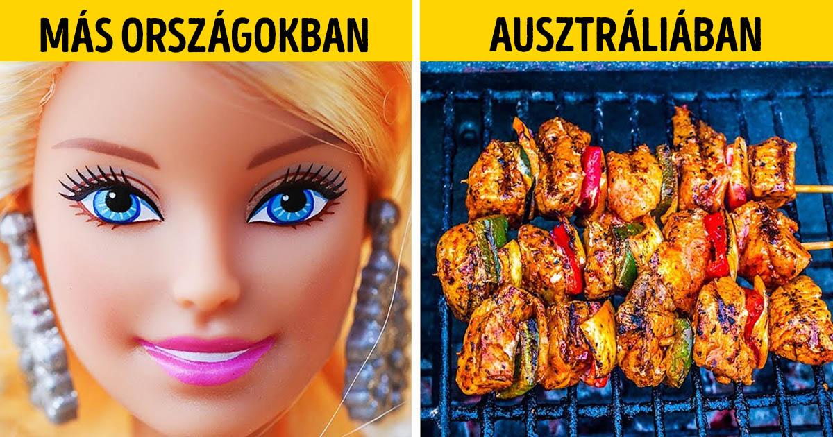 Érdekes ausztrália