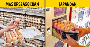 Más országok vs japán