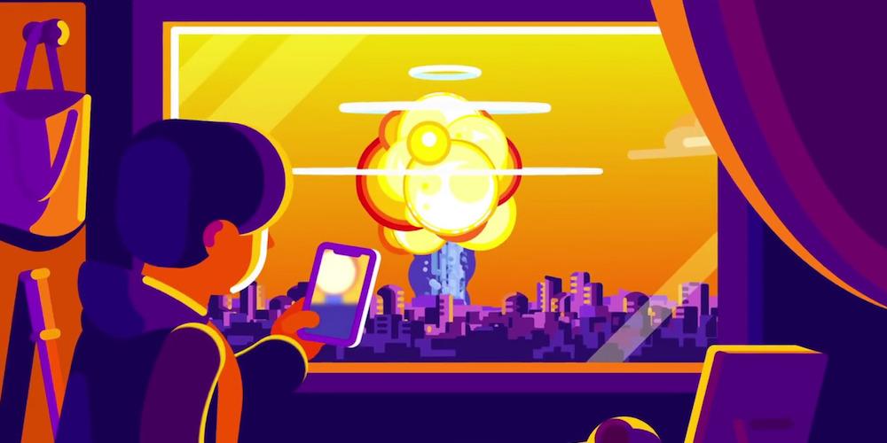 Atombomba egy nagyvarosra