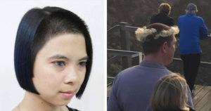 Borzalmas hajak és frizurák