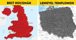 Érdekes térképek