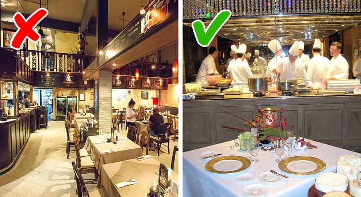 Étterem és kávézó trükkök és tanácsok
