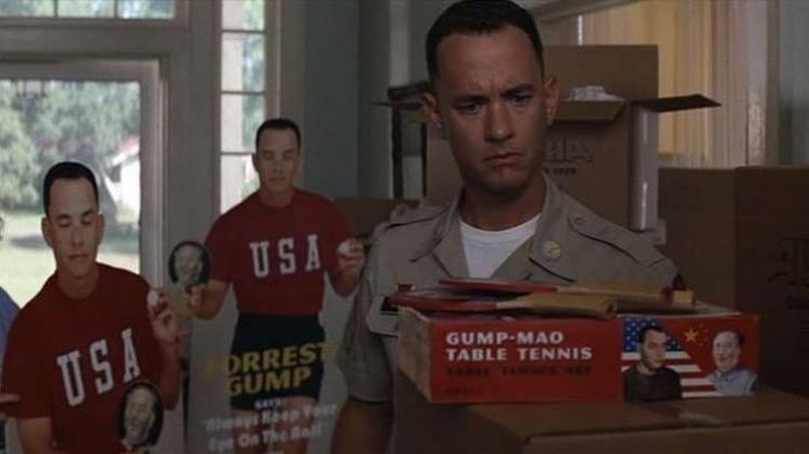 Forrest Gump film
