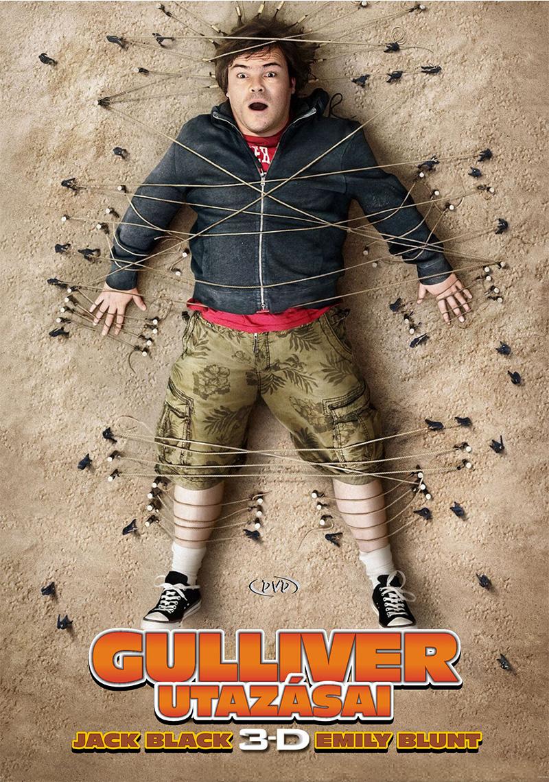 Gulliver utazasai DVD borito fail