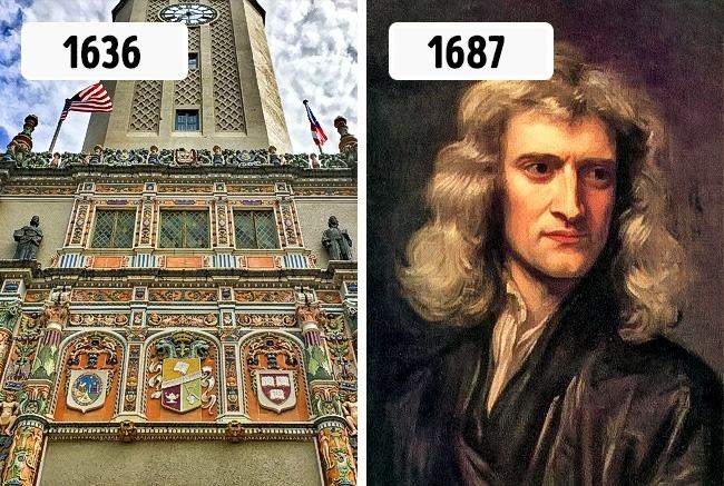 Harvard es Newton