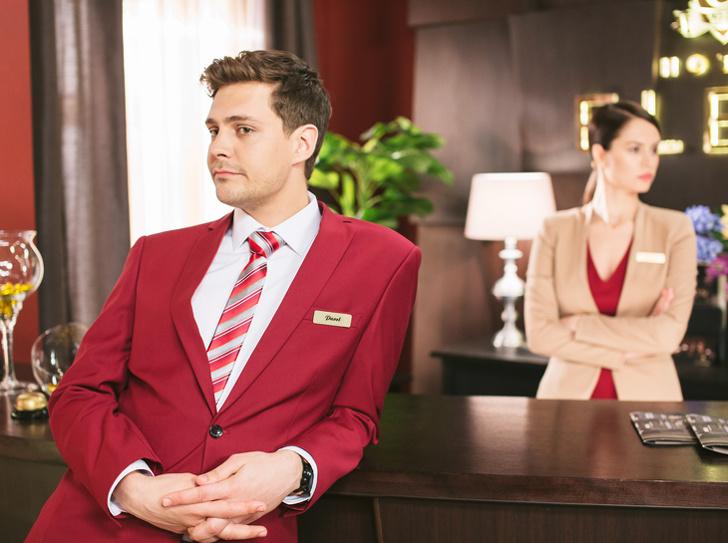 Hotel alkalmazottak