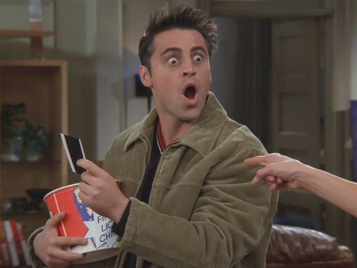 Joey jóbarátok