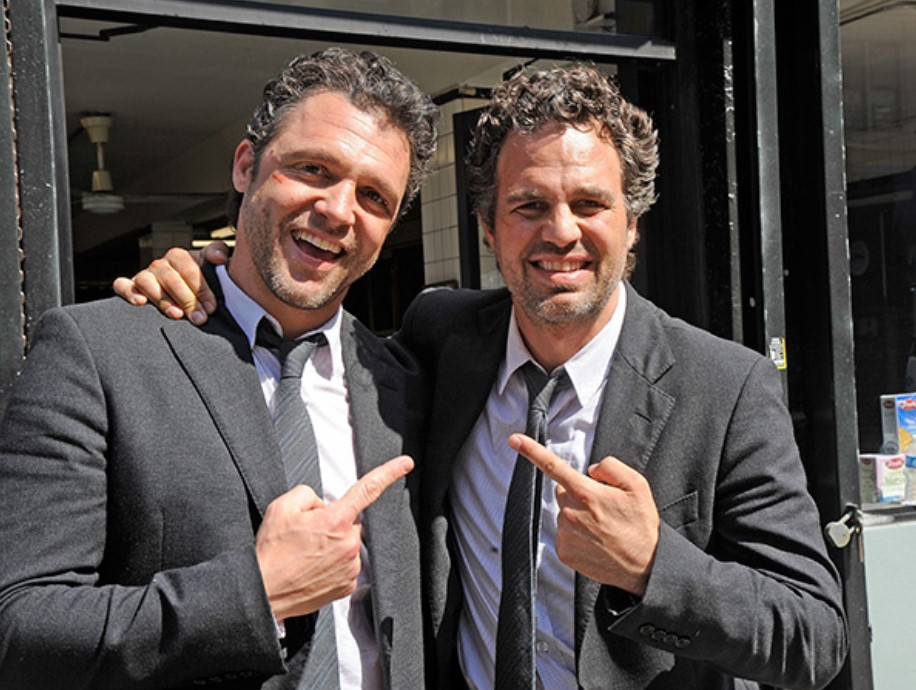 Mark Ruffalo es Anthony Molinari