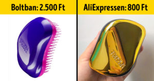 Olcsó dolgok az AliExpressről