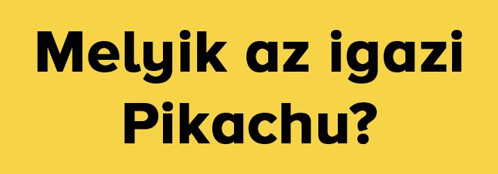 Pikachu kviz