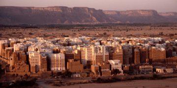 Sibám, Jemen agyag felhőkarcolók