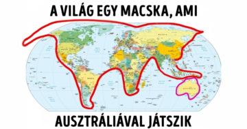 Sokkoló térképek a világról