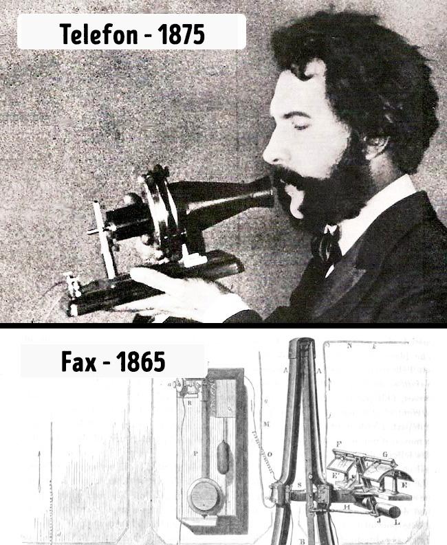 Telefon es fax