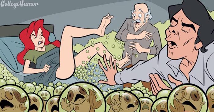 funny disney comics 58b98db036bad 700
