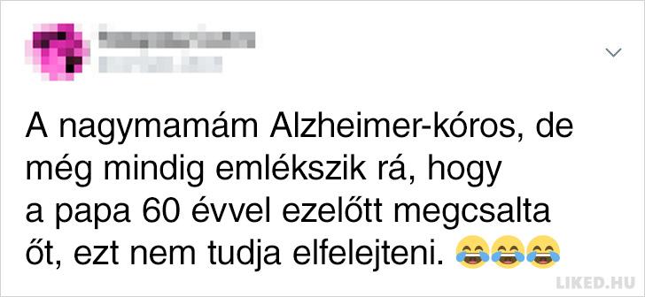 Alzheimer koros nagyi