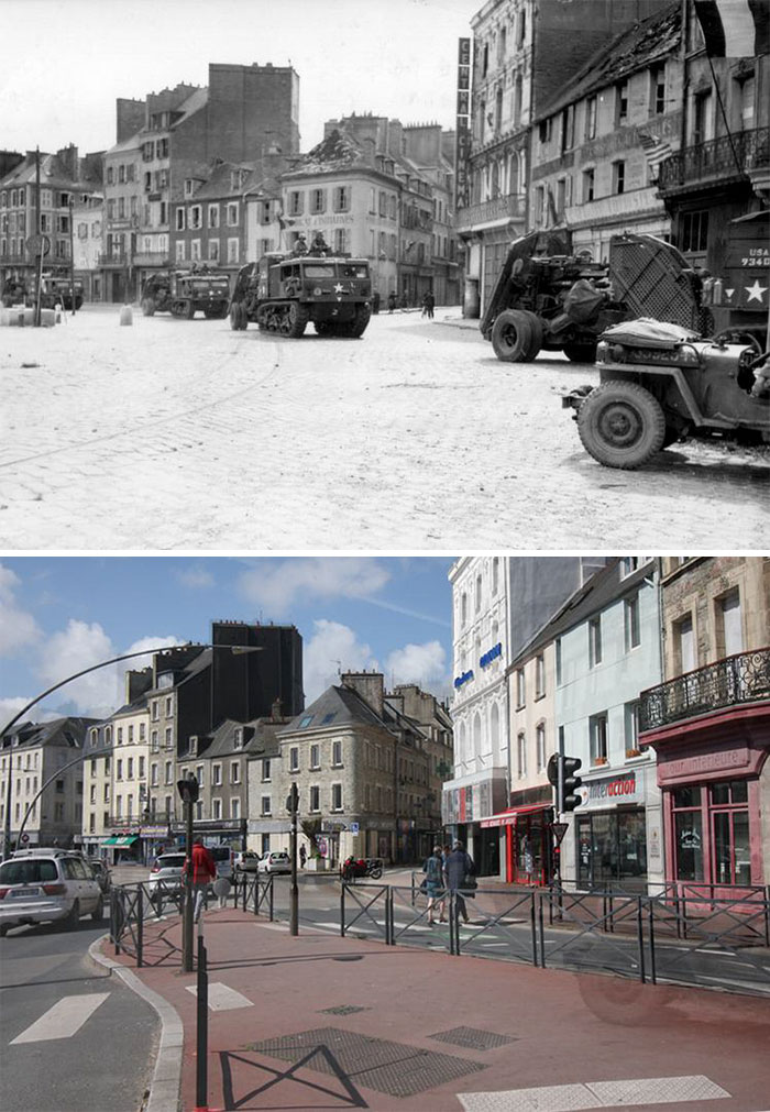 Europe during World War 2 and Today our top 22 Now And Then images 5dbffcef8c640 700