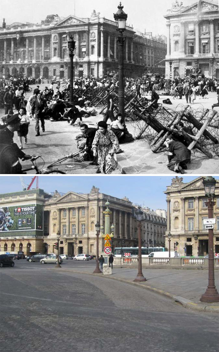 Europe during World War 2 and Today our top 22 Now And Then images 5dbffd0da8456 700