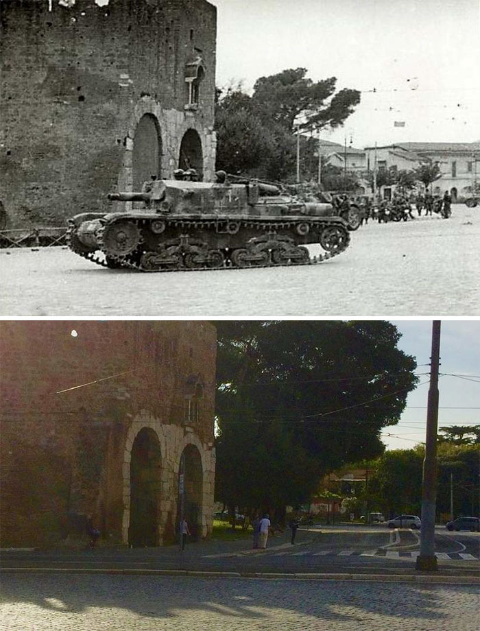 Europe during World War 2 and Today our top 22 Now And Then images 5dbffd2641352 700