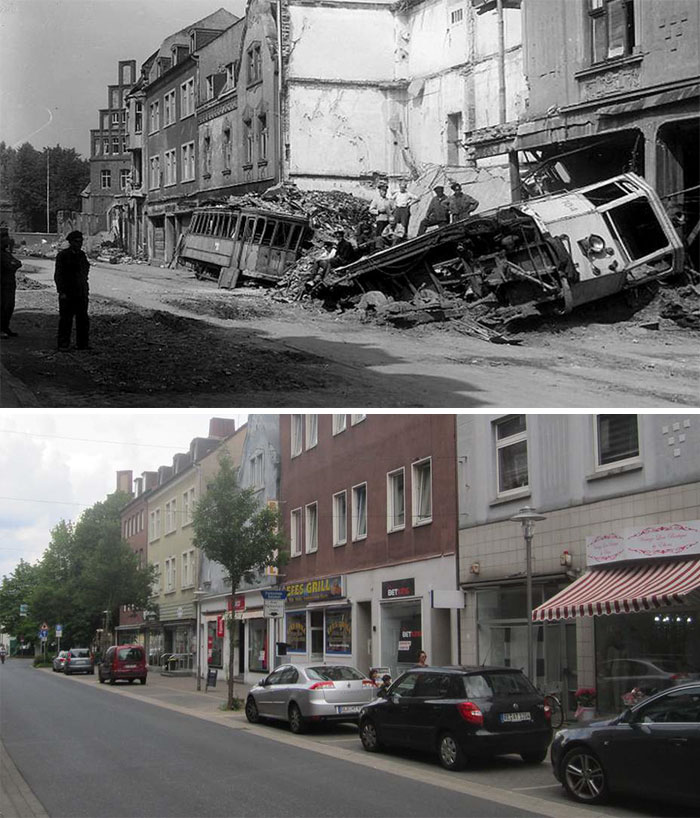 Europe during World War 2 and Today our top 22 Now And Then images 5dbffe2dca49d 700