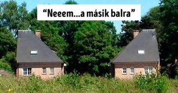 Furcsa belga házak