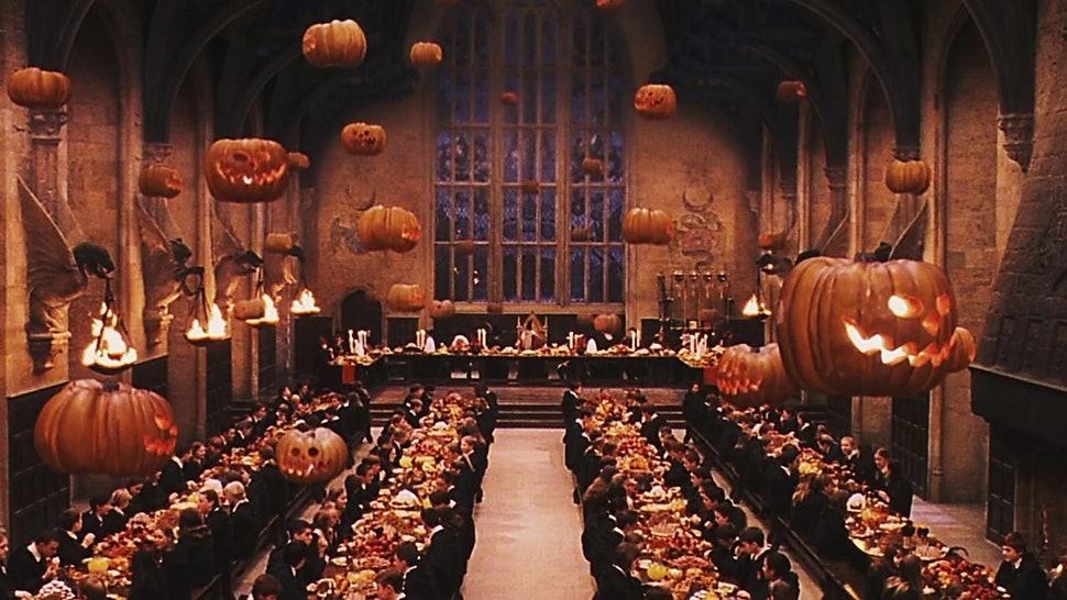 Hogwart halloween