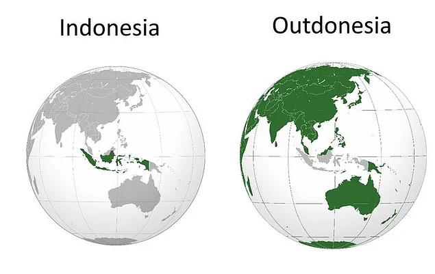 Indonezia outdonezia