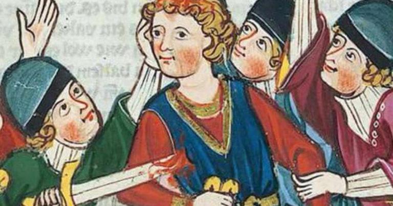 Középkori festmények és halál