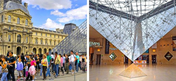 Louvre kint