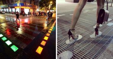 Nagyvárosi dizájn megoldások