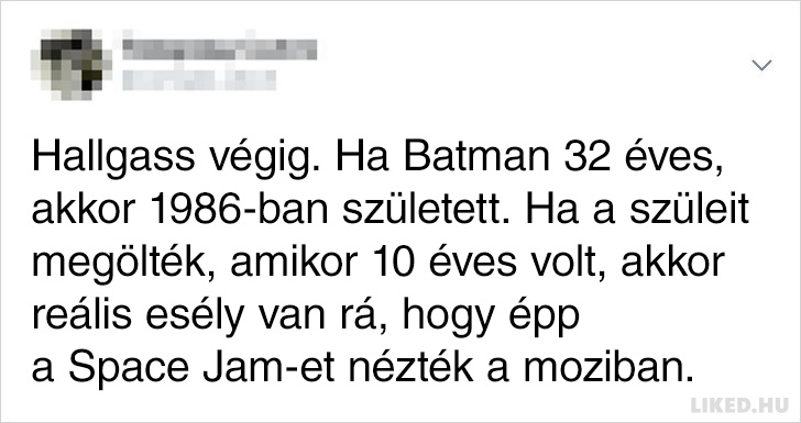 Space Jam Batman