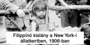 Szomorú történelmi fotók