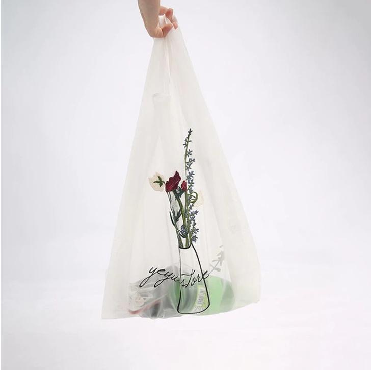 Viragos szovet bevasarlotaska