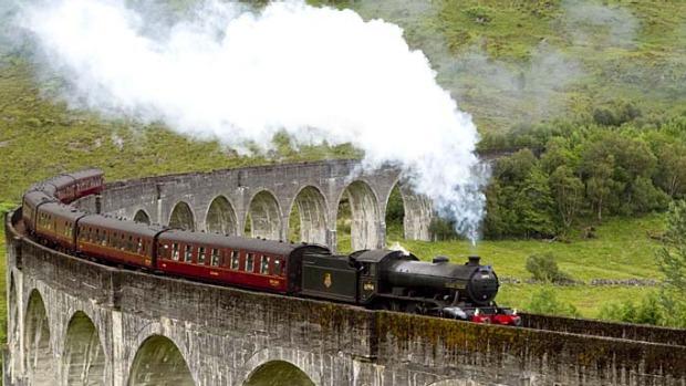 hogwart train